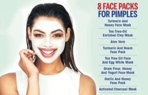 face mask for pimples