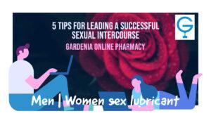 Men Sexual Lubricants
