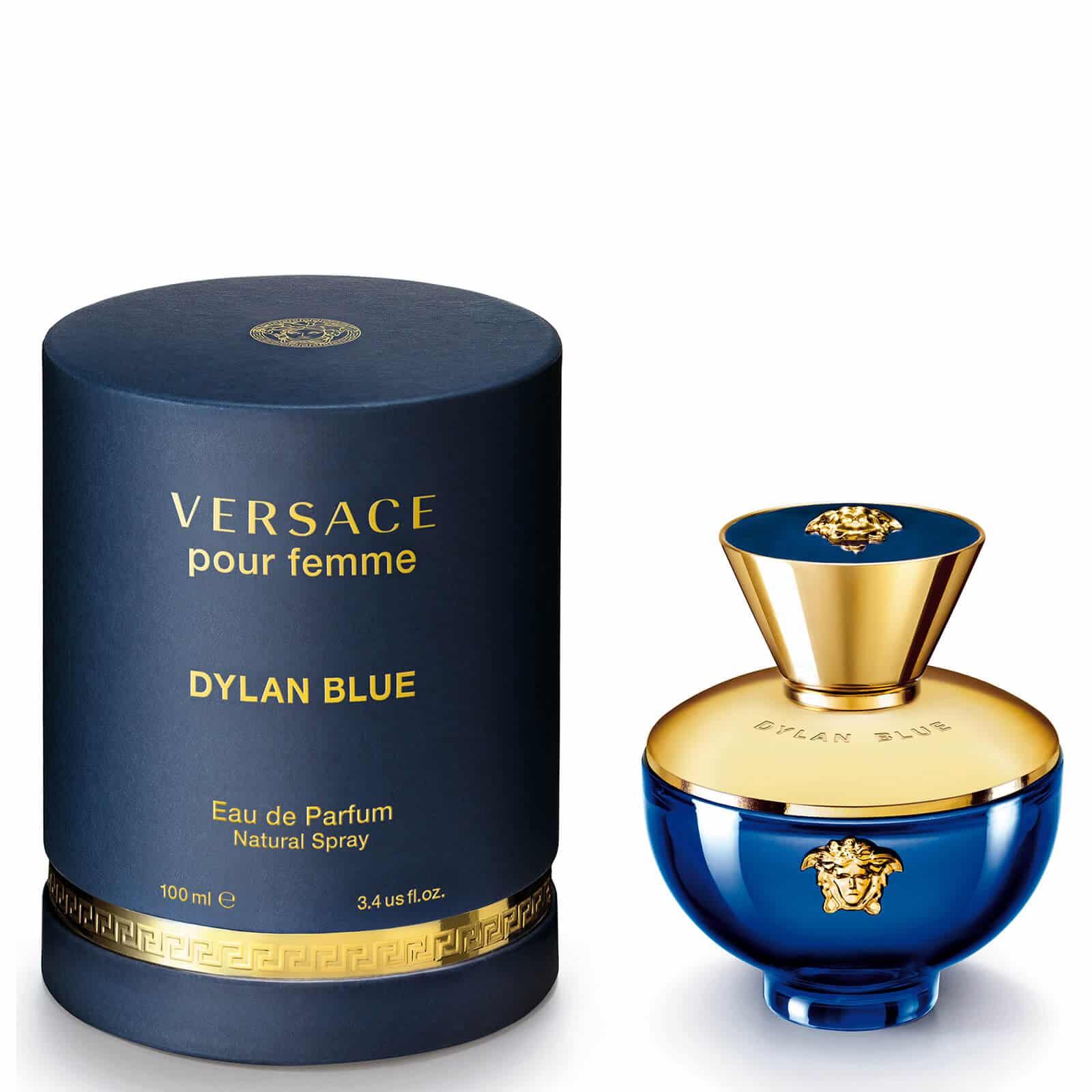 VERSACE DYLAN BLUE F/W E D P 100ML