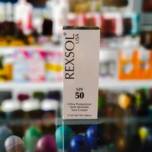 REXSOL SPF 50 Anti-Wrinkle