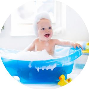 Baby Bath Products