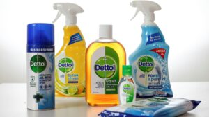 raid, fillet dettol, glade all home cleaning products egypt