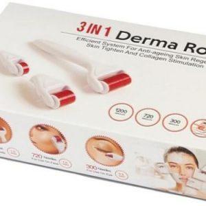 derma roller system 3 in 1