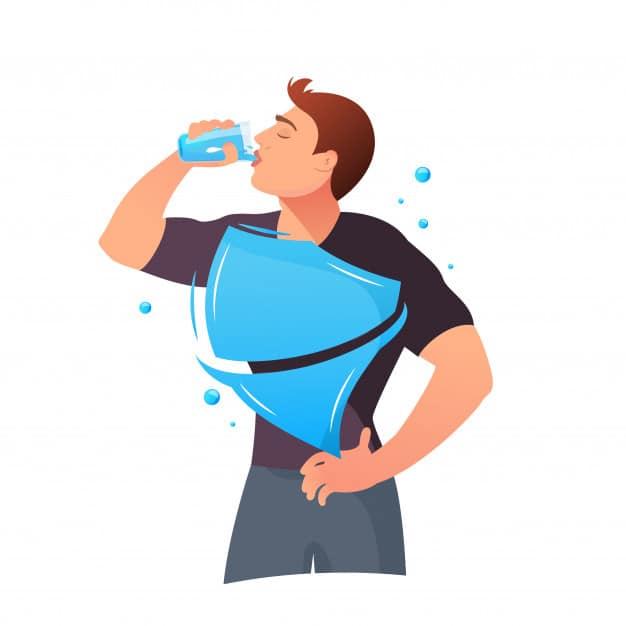 فوائد و أهمية شرب المياه