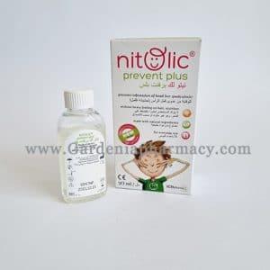 NITOLIC PREVENT PLUS 50 ML