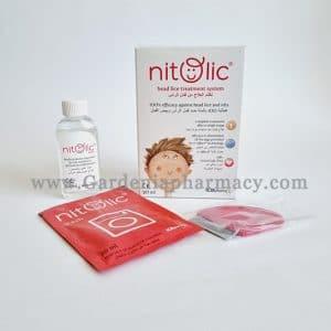 NITOLIC HEAD LICE TREATMENT SYSTEM 50ML
