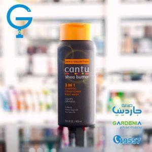 cantu 3 in 1 shampoo