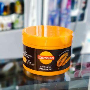 carroten intensive tanning gel