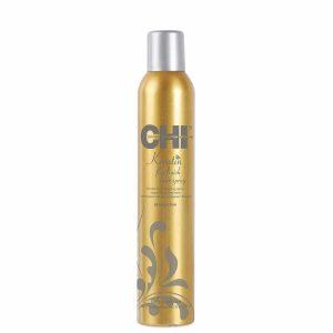 chi keratin flexible hold hair spray 384g