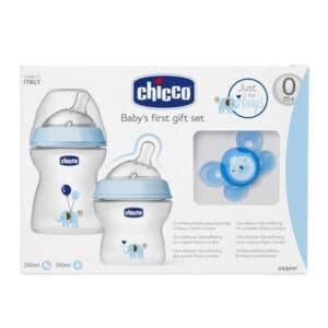 CHICCO bottles gift set
