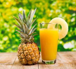 علاج الكحة الجافة باستخدام مشروب الاناناس | using pineapple to Stop Cough