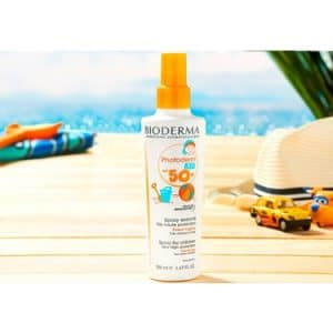 Best sunscreen products for kids in egypt