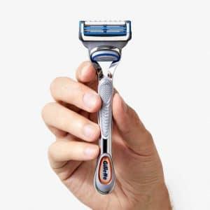 GILLETTE shaving men products in egypt