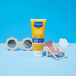 10 Best sunscreen products in egypt for kids