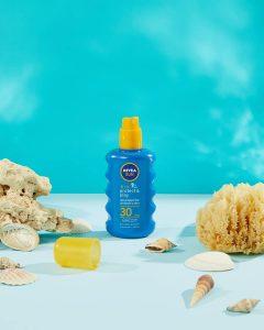 Nivea sun cream products for kids in egypt