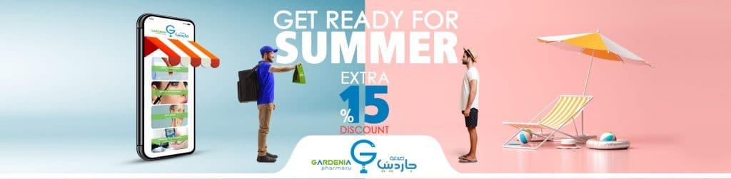 Gardenia Summer Sale