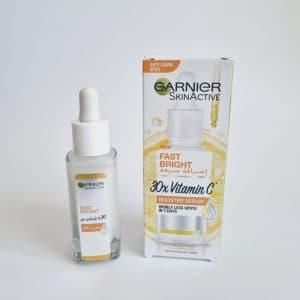 garnier vitamin c serum