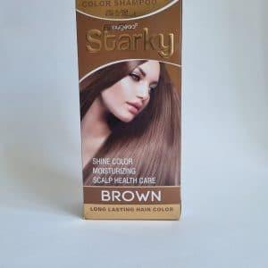 STARKY BROWN SHAMPOO 500ML