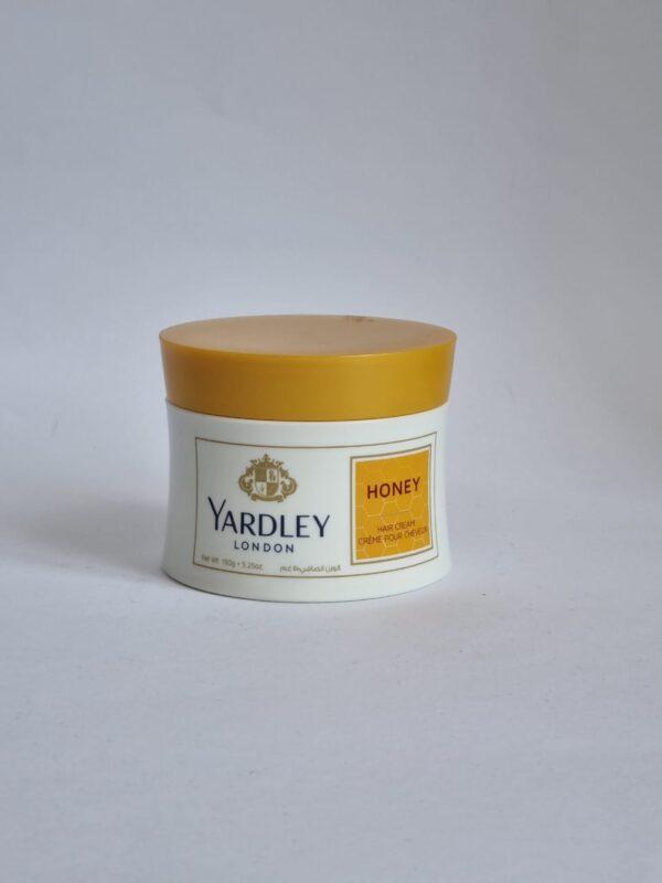YARDLEY HONEY HAIR CREAM