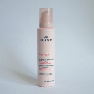 NUXE VERY ROSE MAKEUP REMOVER MILK
