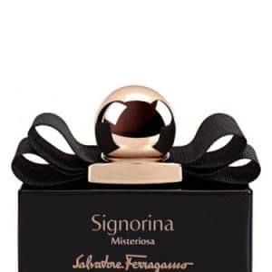 salvatore ferragamo signorina misteriosa notes perfume in egypt