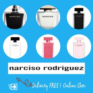 Narciso Rodriguez perfumes in Egypt Prices