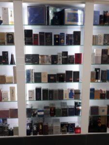 Perfume Shop corner at gardenia pharmacy Egypt medium