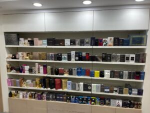 Gardenia Perfumes Store in Egypt - Geish street branch - open 24 hours