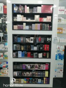 Perfumes Store in Egypt