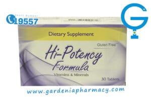 hi potency